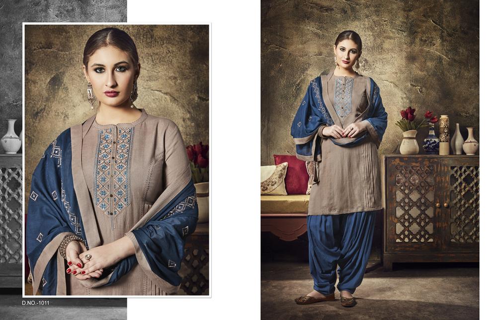 New Latest Designer Punjabi Suits