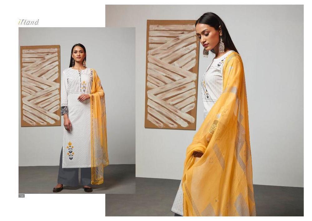 Cotton Digital Printed Suits
