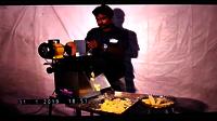 Shalom Banana Slicer Machine