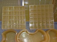 PVC Paver Block Mould Cover