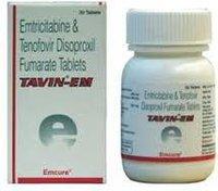Emtricitabine & Tenofovir Tablets