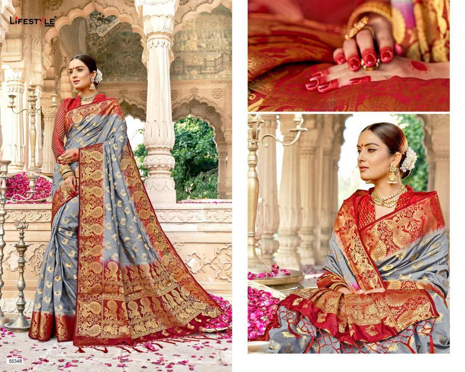 South Wedding Silk Sarees