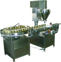 automatic powder filling machine