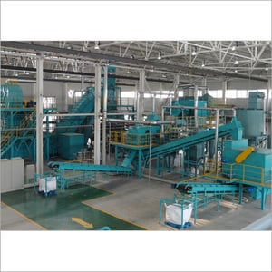 Resource Recycling System