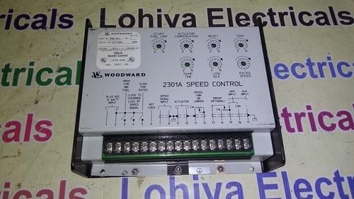 WOODWARD CPU