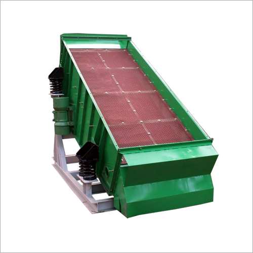 Poultry Feed Screening Equipment