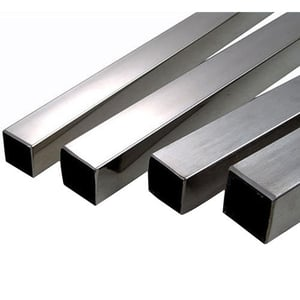 SS 316 Square Pipes