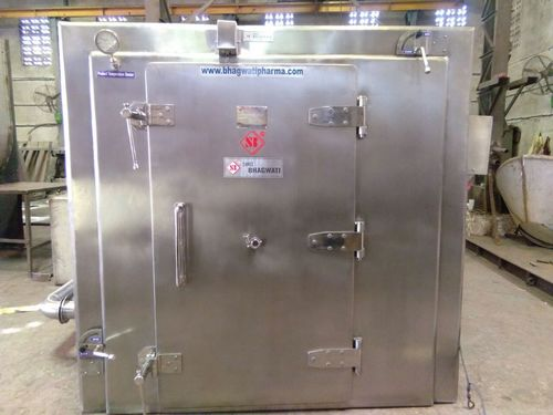Rotocone Vacuum Dryer , Tray Dryer