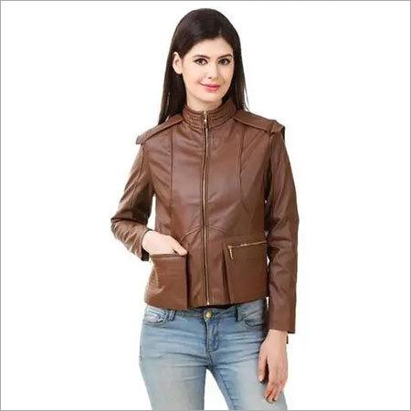 Custom Ladies Leather Jackets