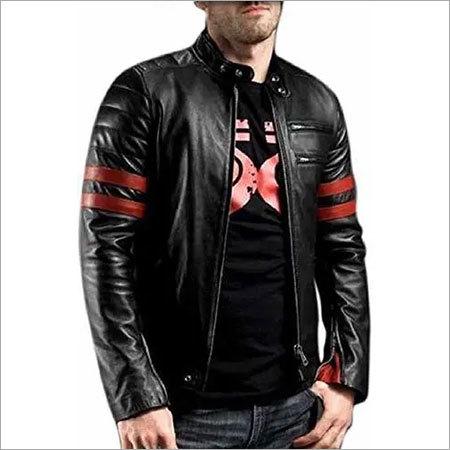 Fancy Mens leather jacket