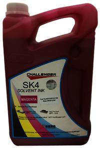 Challenger SK4 Solvent INK - Magenta