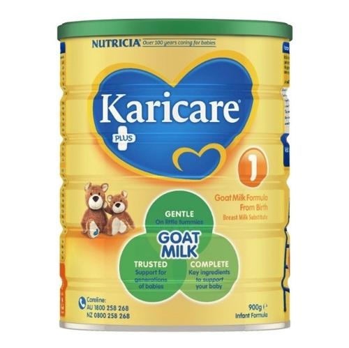 Karicare Plus Goat Milk Infant Formula 900g