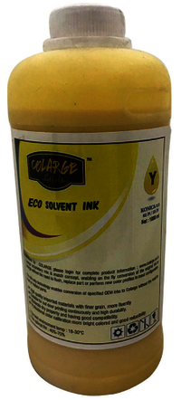 Colarge ECO Solvent Ink - Yellow