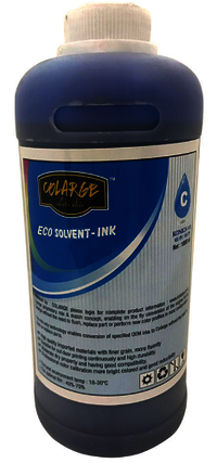 Colarge ECO Solvent Ink - Cyan