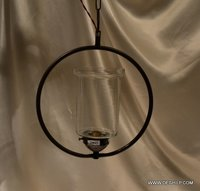 CLEAR GLASS NEW STYLISH WALL HANGING LAMP