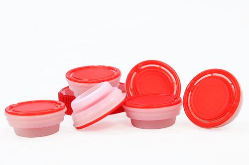 Plastic Spout Closures Tin Cap