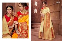 Ladies Fashion Silk Sarees Online