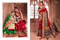 Ladies Fashion Silk Sarees Online
