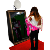 Selfie Photo Booth With DSLR Camera for Wedding and Party