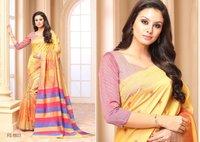 Fancy Cotton Silk Sarees