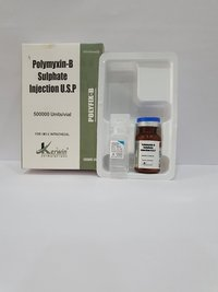 POLYMYXIN-B SULPHATE INJECTION U.S.P