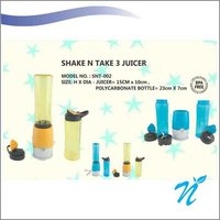 Shake N Take Juicer Bottle 700 ml