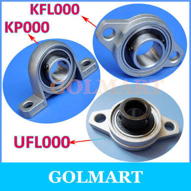 3D Printer Mini Pillow Block Zinc Alloy Bearing KFL004