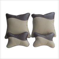 Leather Car Pillow kit