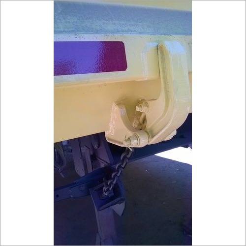 Tipper Tail Door Locking System - Chain Type