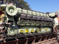 Nohab Polar F216V D825 Marine Engine