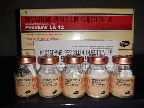 Benzathine Penicillin Injections