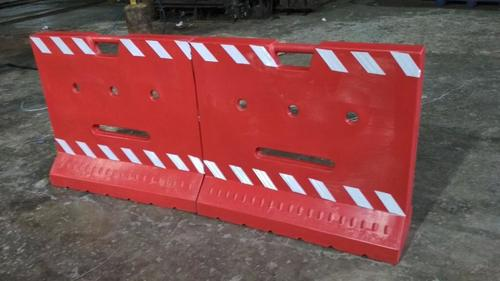 Plastic Traffic Barrier - Manufacturers & Suppliers, Dealers