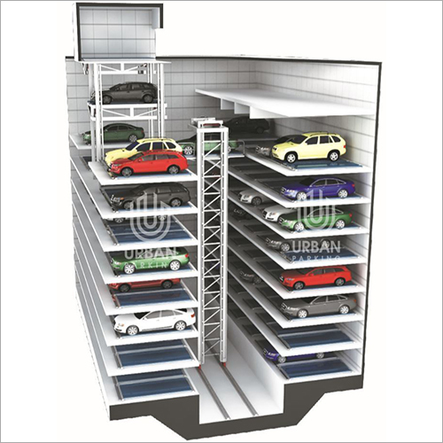 Stacker Type Parking Systems