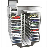 Stacker Type Parking System