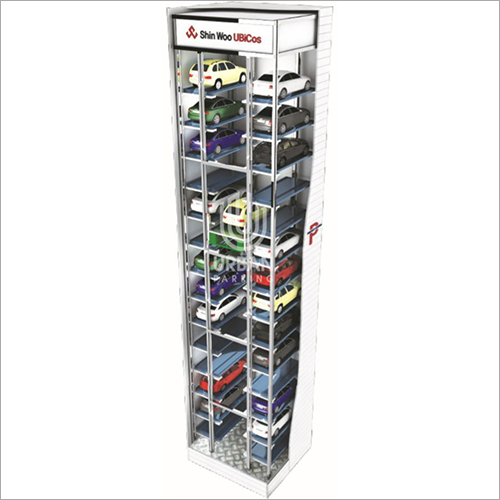 Vertical Type Parking Systems