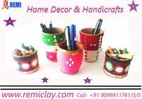 Handicraft Decorative Pen Stand