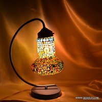 DESIGNER GLASS NIGHT STUDY LAMP