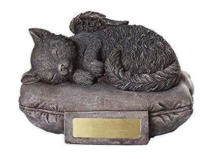 Cat Engraved Pet Urns
