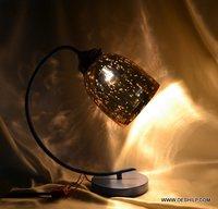 HANDICRAFT DECOR GLASS TABLE LAMP