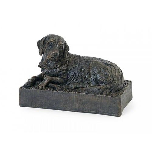 Golden Retriever Cremation Ash Dog Urn