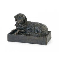 Golden Retriever Cremation Ash Dog Urn