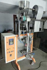 Cup filler pneumatic pouch packing machine