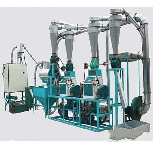 Maida Flour Mill Plant