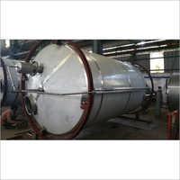Pasteurizer Milk Storage Tank