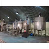 Mango Pulp Storage Tank