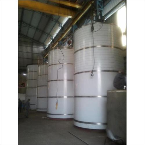 Industrial Milk Silo