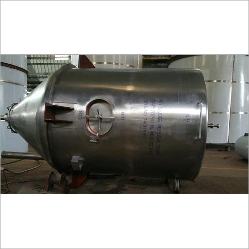 Industrial Sludge Disposable Tank