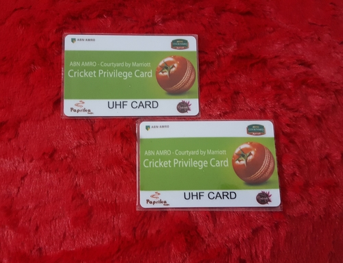 Plastic UHF / Smart Cards
