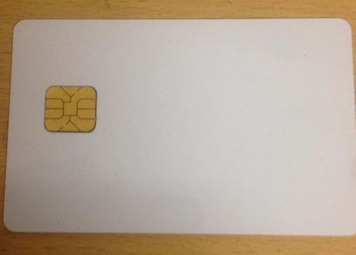 PVC Contact / Chip Card