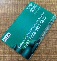 PVC Cash Card